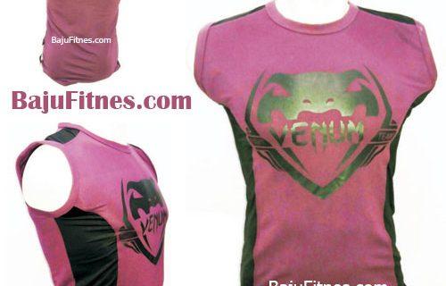 Tanktop Venum Purple List Black