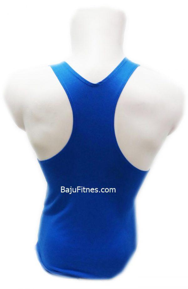 089506541896 Tri | 321 Baju Singlet Fitnes Tali Kecil Pria