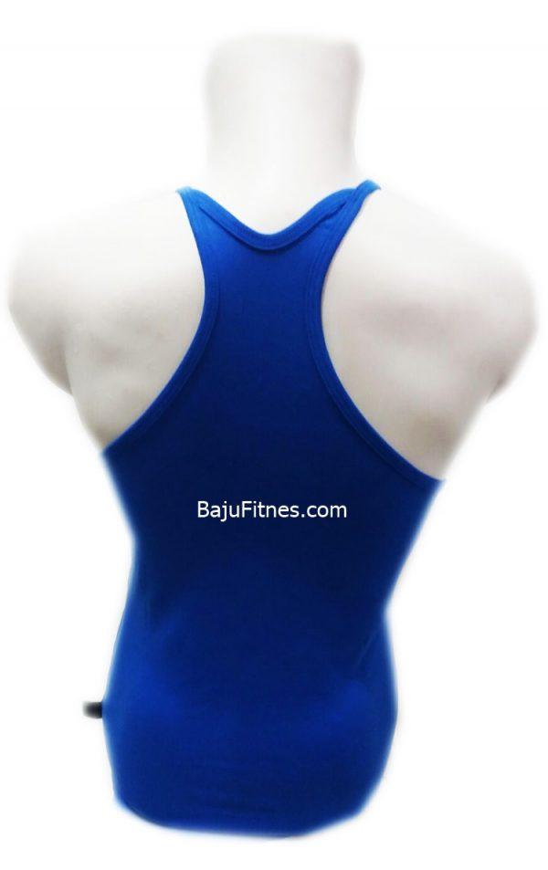 089506541896 Tri | 345 Baju Singlet Fitness Gold Gym Pria