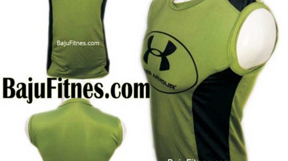 TANKTOP BIG LOGOS UA GREEN