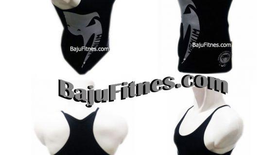 SINGLET VENUM MMA BLACK