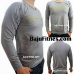 GREY UNDER ARMOUR LONG HAND