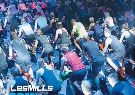 Dvd Lesmills Rpm 70