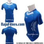 UA WINGS OF TIME BLUE COMPRESSION