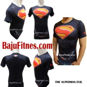 089506541896 Tri | Beli Shirt Fitness Compression Superman Pria