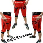 JOGER SHORT RED LETS SPORT TOGETHER