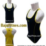 TANKTOP UA LOGOS LIST NAVY YELLOW