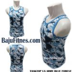 TANKTOP UA ARMY BLUE FOREST