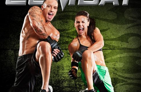 DVD LesMills Body Combat 52