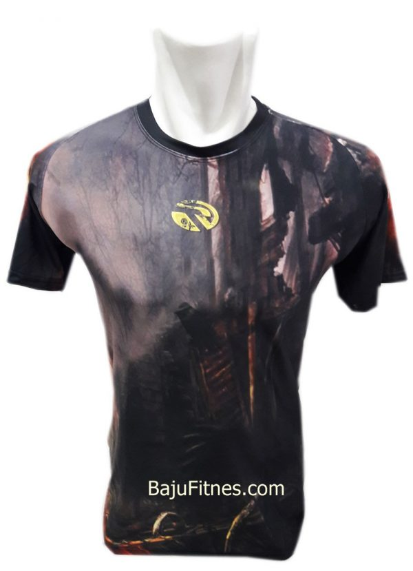 089506541896 Tri | 1503 Kaos Fitness Compression Batman