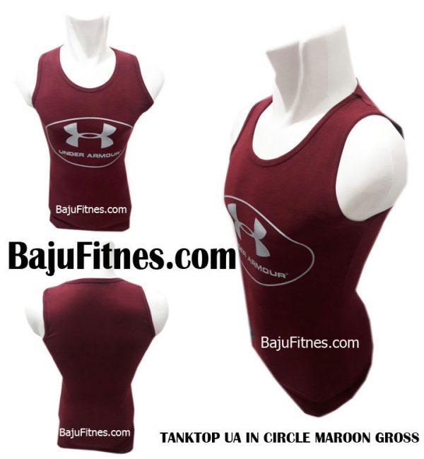 089506541896 Tri | Baju Tanktop Fitness Gold GymPria