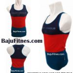 TANKTOP UA LINES LIST NAVY RED BLUE