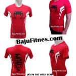 VENUM THE VIPER HEAD RED WHITE COMPRESSION