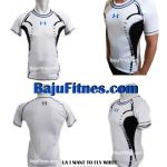 UA I WANT TO FLY WHITE COMPRESSION