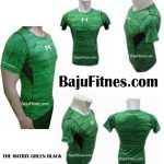 THE MATRIX GREEN BLACK