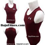 TANKTOP UA LEFT SIDE MAROON GROSS