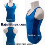 TANKTOP UNDER ARMOUR LOGOS UA BLUE BLUE