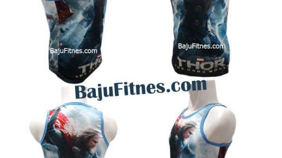 TANKTOP 3D THOR COMES TO EARTH