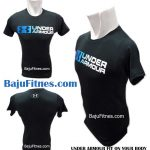 UNDER ARMOUR FIT ON YOUR BODY BLACK COMPRESSION