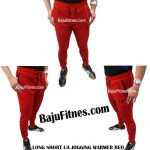 LONG SHORT UA JOGGING WARMER RED