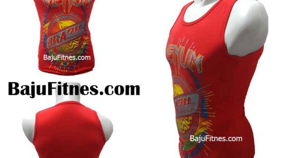 TANKTOP VENUM GRAFITY BRAZILIA RED