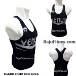 TANKTOP COBRA HEAD BLACK VENUM ON LINE