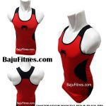 TANKTOP VENUM INNOCENT RED IN BLACK DRY