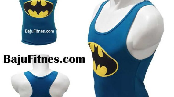 TANKTOP BATMAN LIGHT TORQUISE