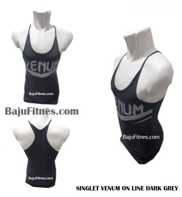089506541896 Tri | Distributor Singlet Fitnes Gold Gym Pria
