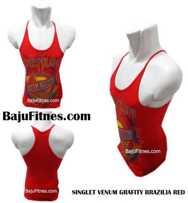 089506541896 Tri | Distributor Singlet Fitness Gold Gym Pria