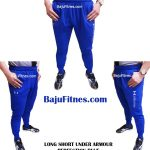 LONG SHORT UNDER ARMOUR PERFECTION BLUE