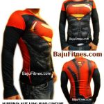 SUPERMAN SUIT LONG HAND COSTUME