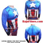 CAPTAIN AMERICA THE FIRST AVENGERS LONG HAND COSTUME