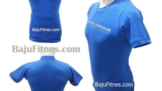BLUE UNDER ARMOUR PERFORMANCE APPAREL