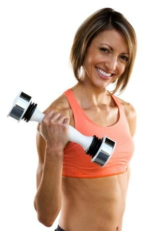 089506541896 Tri | Shake Weight Dumbbell For Woman