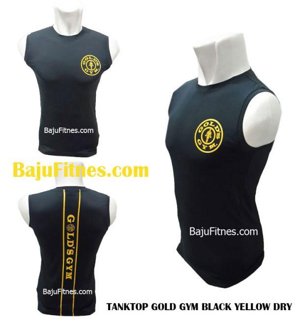 089506541896 Tri | Reseller Tanktop Fitnes Gold GymKeren