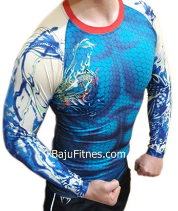 089506541896 Tri | 4037 Distributor Shirt Fitnes Compression Batman Murah