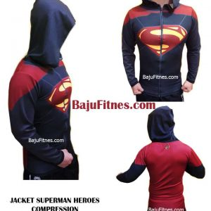 089506541896 Tri | Beli Shirt Fitness Compression Batman Keren