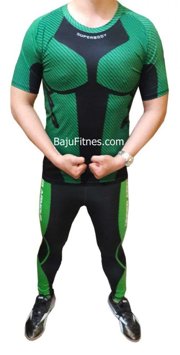 089506541896 Tri | 4219 Distributor Kaos Fitness Compression Superman Online