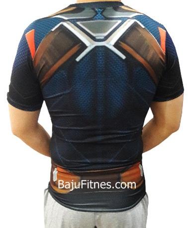089506541896 Tri   4528 Foto Pakaian Fitnes Compression Superman Di Bandung