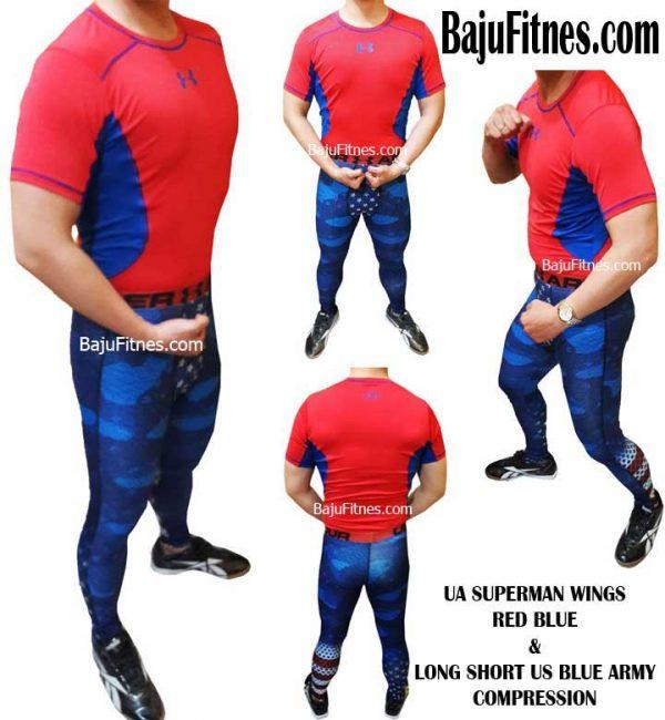 089506541896 Tri   Distributor Baju Fitnes Compression Superman Di Bandung