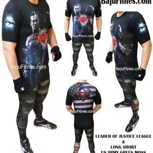 089506541896 Tri | Distributor Kaos Olahraga Compression Superman Pria