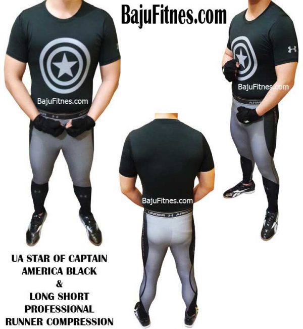 089506541896 Tri | Distributor T shirt Fitness Compression Keren