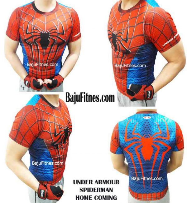 089506541896 Tri | Foto Shirt Compression Superman Under Armour